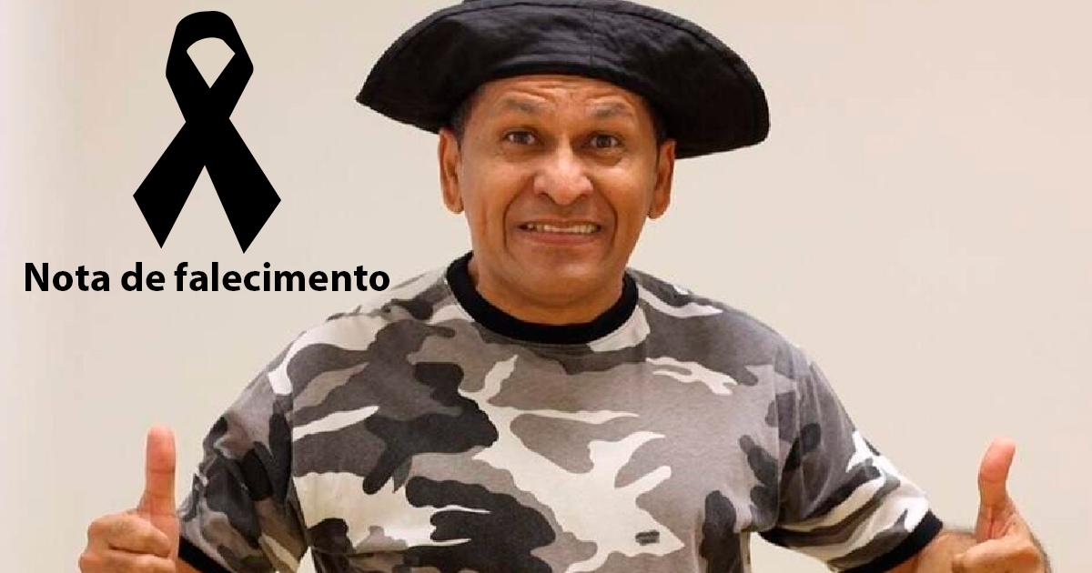 """Morre o humorista Rapadura de """"A Praça é Nossa"""""""
