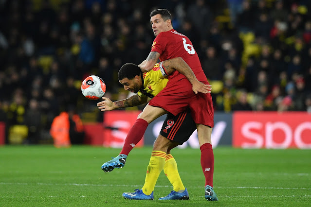 'I feel sorry for Liverpool' - Troy Deeney