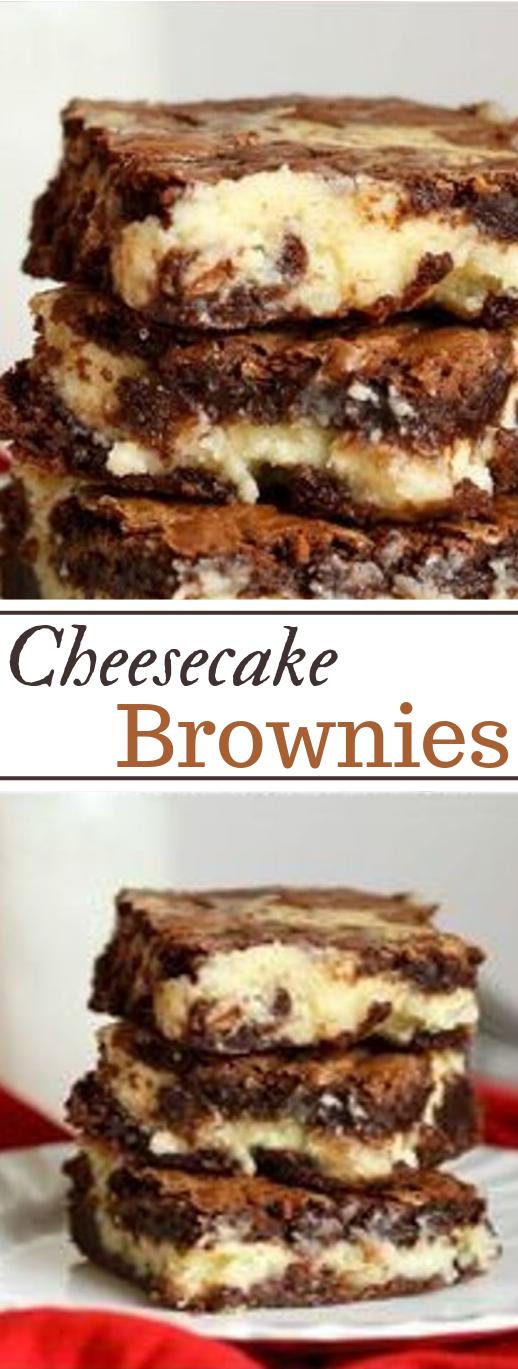 CHEESECAKE BROWNIES #brownies #desserts #cakes #easy #pumpkin