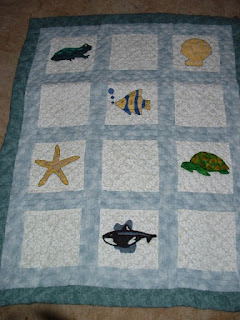 Abby's baby quilt