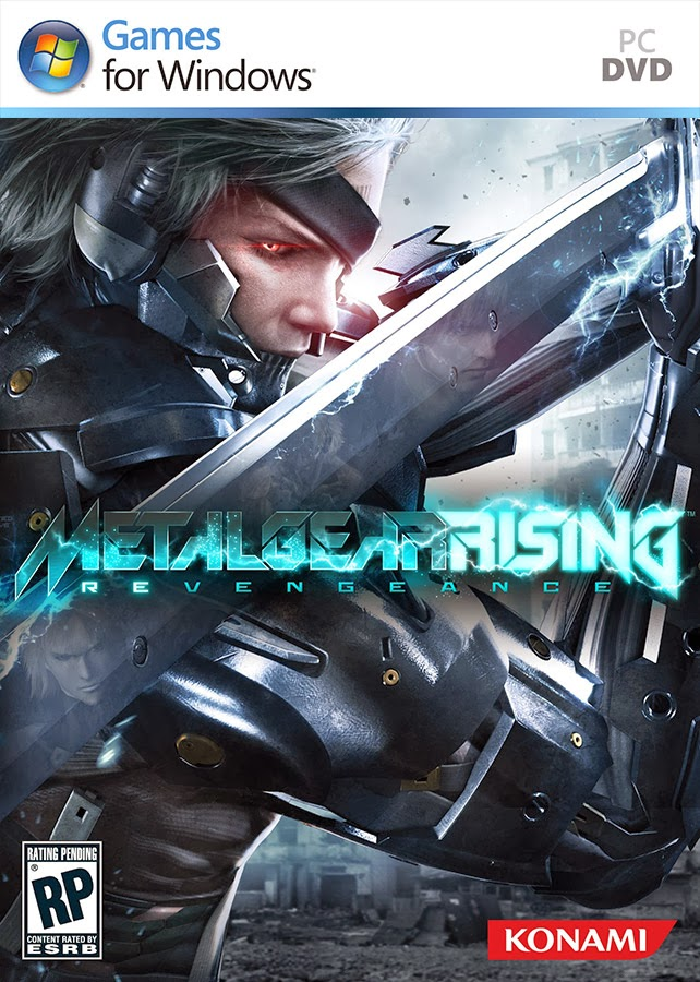 metal gear rising free download