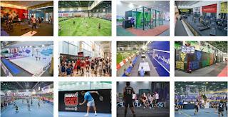 Dubai Sports World Largest Indoor Sports Stadium