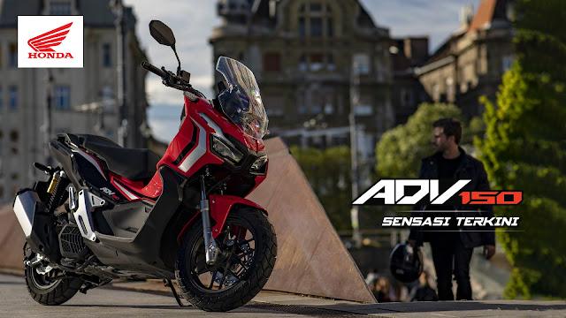 Harga Honda ADV150 2021