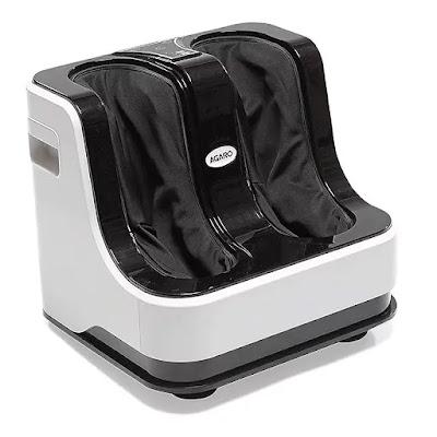 Agaro 33159 Foot and Calf Massager Machine