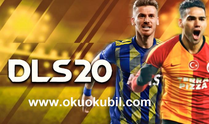 DLS20 Süper Lig Güncel KadroYeni Menü İndir 2020