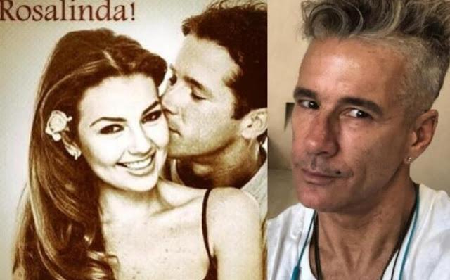 Fernando Carrillo, pemeran Fernando Jose dalam telenovela Rosalinda. (Instagram/@ferrrcarrillo)