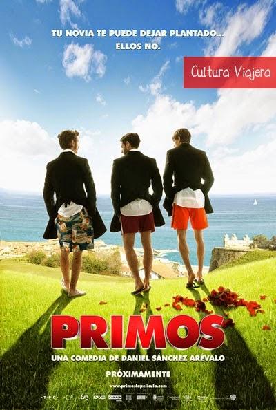 Cartel promocional Primos