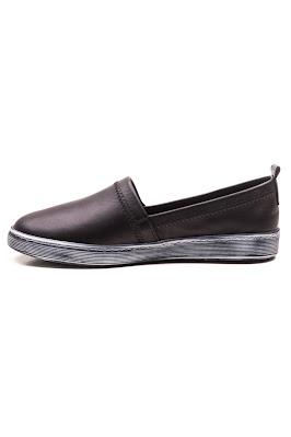 düz bayan babet ayakkabı