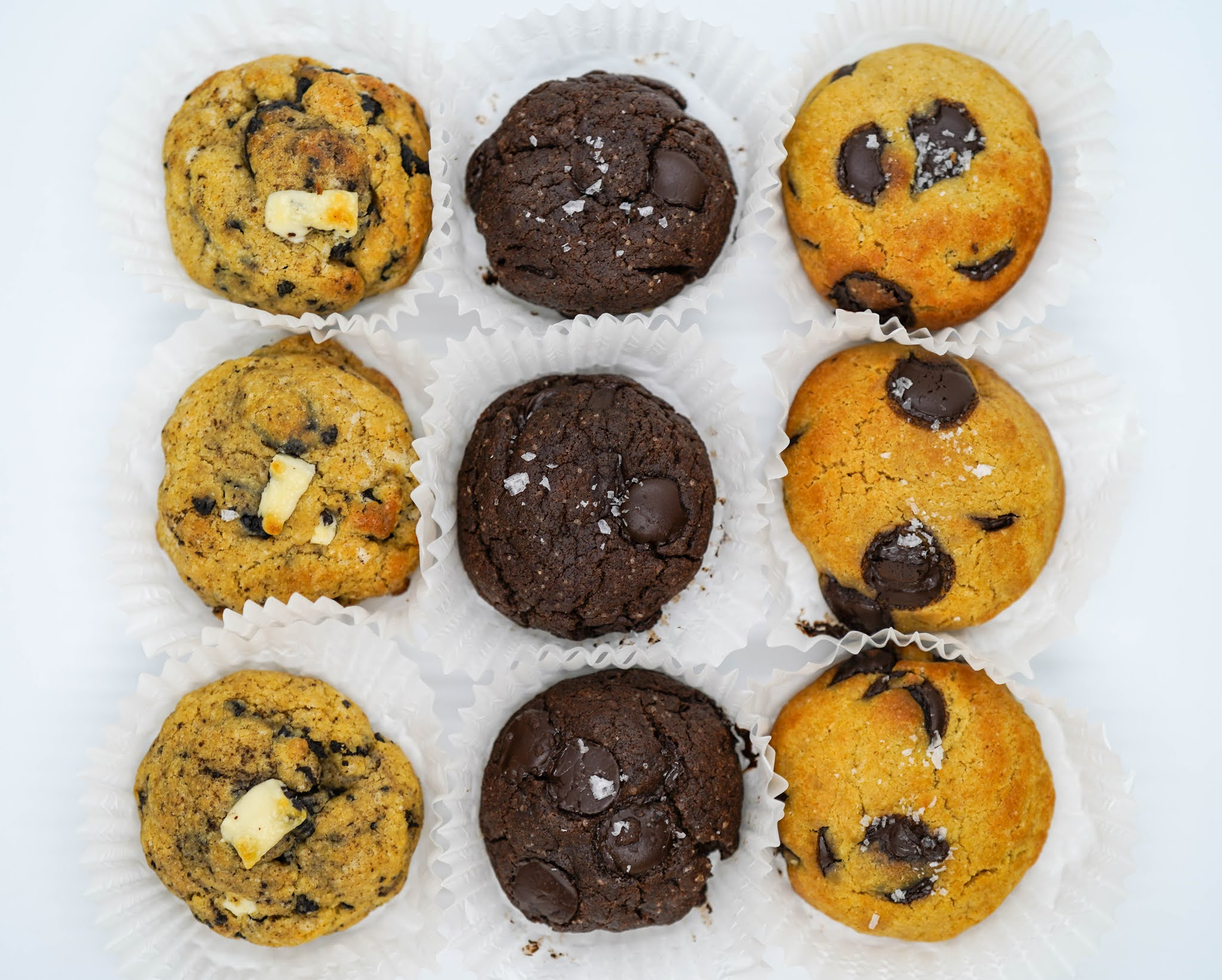 Schewy: Soft, Chewy Cookies