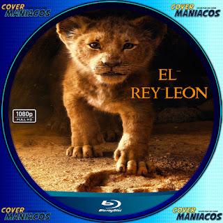 GALLETA LABEL EL REY LEON - THE LION KING - 2019