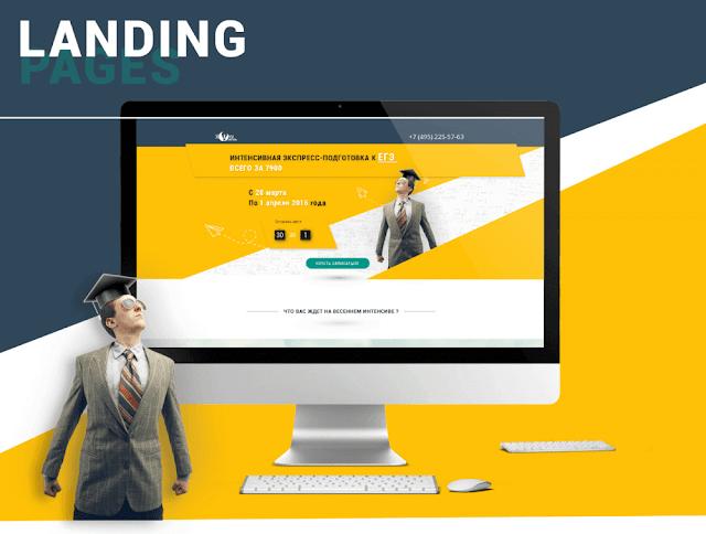 Cách thiết kế Landing Page thu hút khách hàng