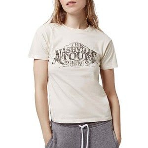 Topshop The Nashville Tour Tshirt