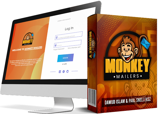 [GIVEAWAY] Monkey Mailers [Enlarge Your Email List In A Nick Of Time]