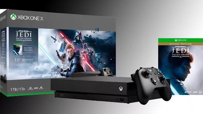 SORTEIO DO DIA - Xbox One ou Star Wars Jedi: Fallen Order!