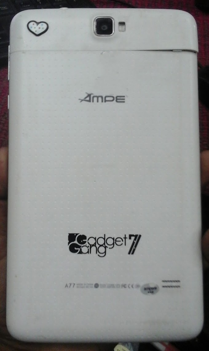 AMPE A77 FLASH FILE MT6582 ANDROID 4.4.2 FIRMWARE