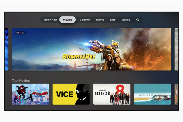 Apple unveils video streaming service Apple TV+
