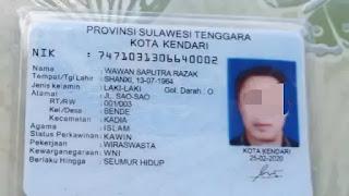 Bermodal KTP Palsu, TKA China Jadi Bos Perusahaan Nikel di Konawe Utara