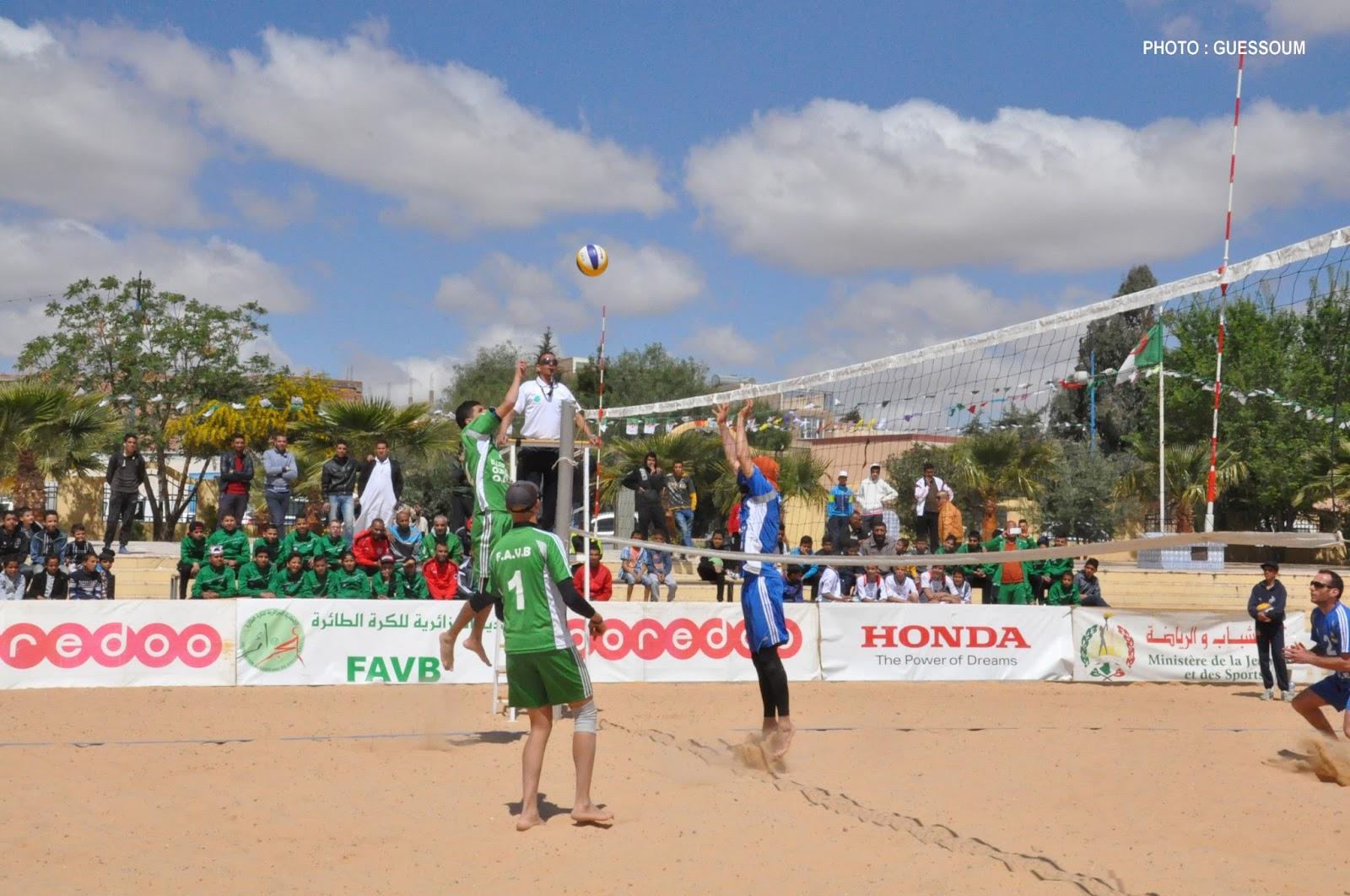 Tournoi National De Beach Volley