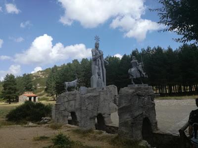 Nacimiento del Río Tajo en Teruel. Foto: T.R.