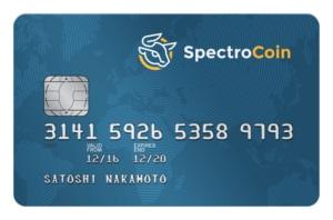 بطاقة spectrocoin