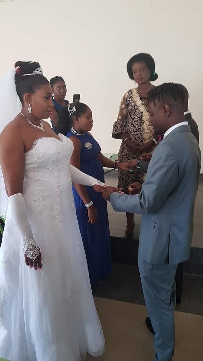 Popular artist Challex D Boss marries Heartthrob Lorraine in Calabar