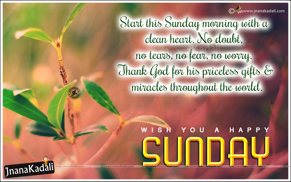 Good Morning Life Success Inspirational Quotes Happy Sunday Pictures