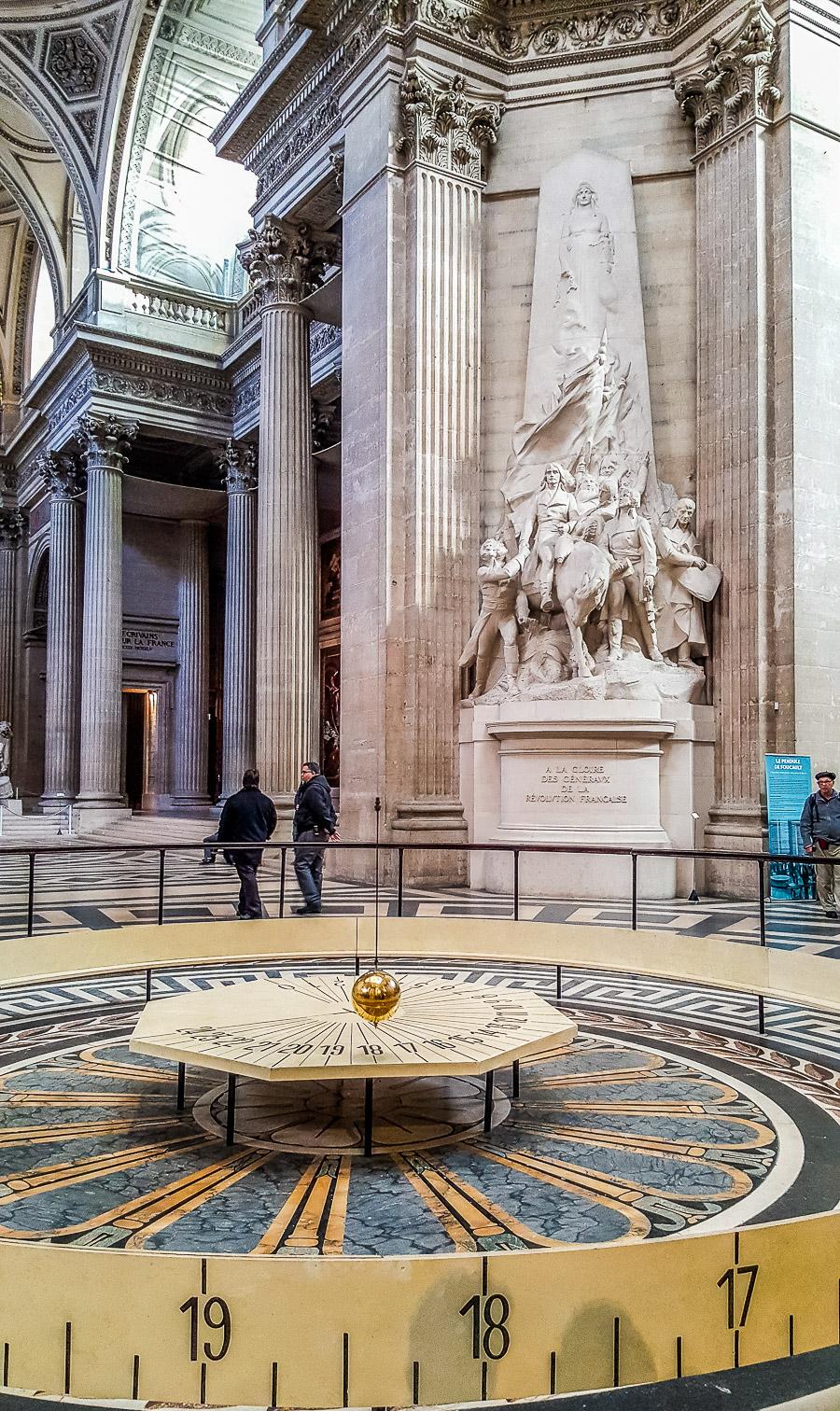 Pantheon, Paris