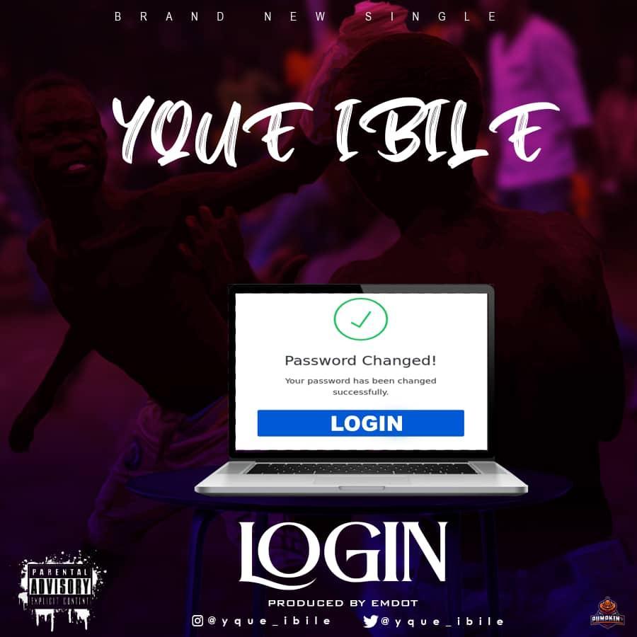 Yque Ibile - Login