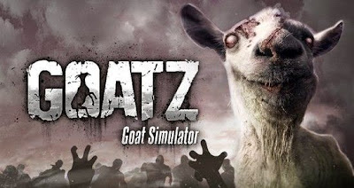 Goat Simulator: GoatZ (DLC) (PC) 2015