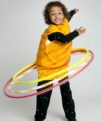 saturn planet costume skirt-#main