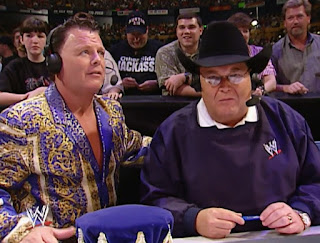 WWE Judgement Day 2002 - Jim Ross & Jerry Lawler called the event