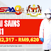 Jawatan Kosong Pegawai Sains (KKM) ~ Gaji : RM2,317.00 - RM9,620.00
