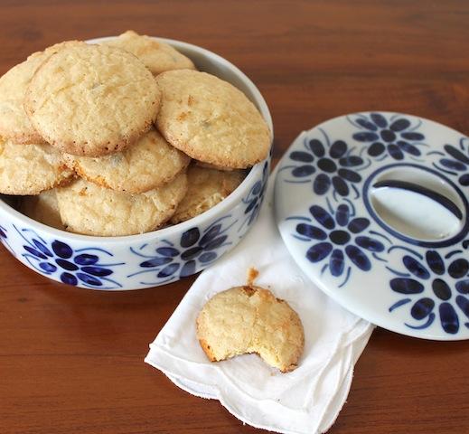 Food Lust People Love Passionfruit Cookies