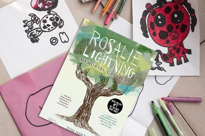Rosalie Lightning: Memórias Gráficas | Tom Hart