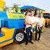 Mauricio Vila inauguró el Expreso Animaya, una nueva atracción para el disfrute de las familias meridanas