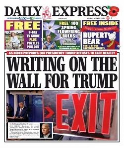 Daily Express Magazine 7 November 2020 | Daily Express News | Free PDF Download