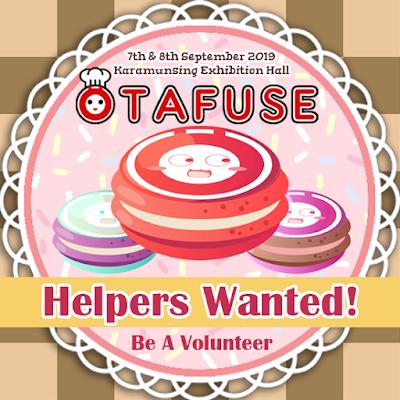 Helpers Wanted! Be a Volunteer