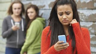 Online Bullying+face+ganga