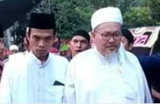 UAS dan Ustadz Tengku