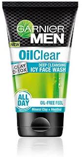 Garnier Men Oil Clear Oil Control Fairness Cream(best face cream for men)