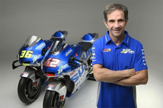 """Bos"" Suzuki Escar Hengkang Pada MotoGP 2021 ???"