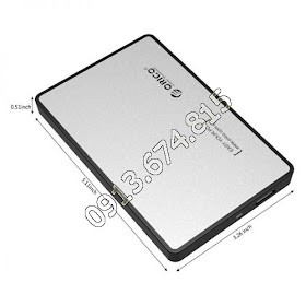 Hộp đựng ổ cứng laptop 2.5in Orico 2588US3