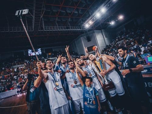 Εθνική Νέων: Oμάδα των ρεκόρ και στο YouTube όπου σάρωσε το προηγούμενο ρεκόρ του καναλιού της FIBA