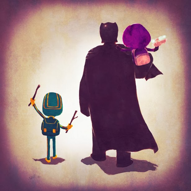 Super Familias: Kick-Ass