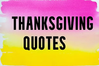 Thanksgiving Quotes - Chapter 4