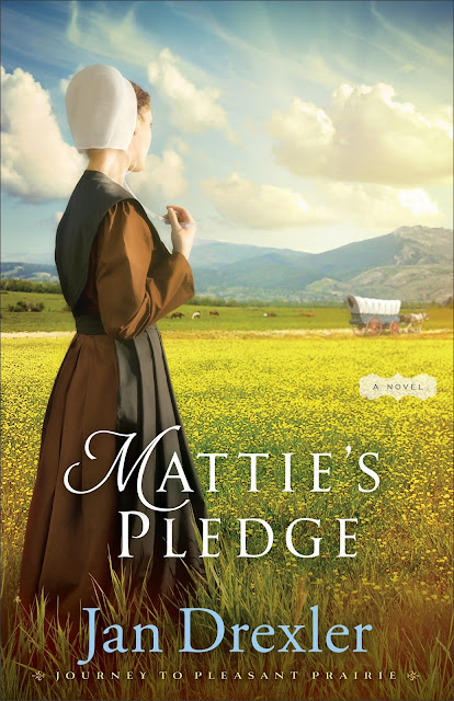 Mattie's Pledge (Journey to Pleasant Prairie #2) by Jan Drexler