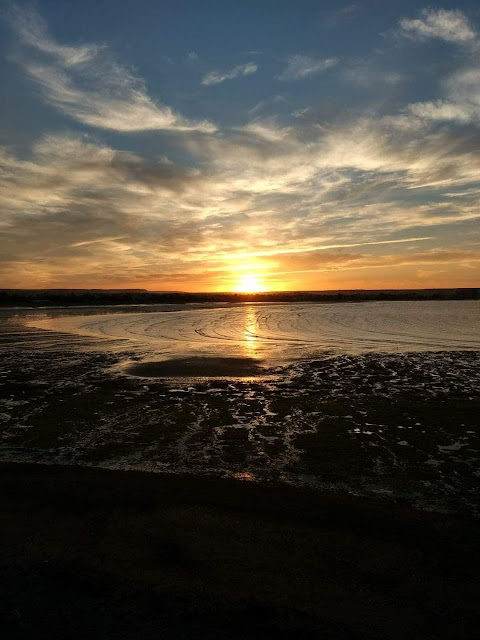 www.viajaportodoelmundo.com    Playa de Puerto Madryn
