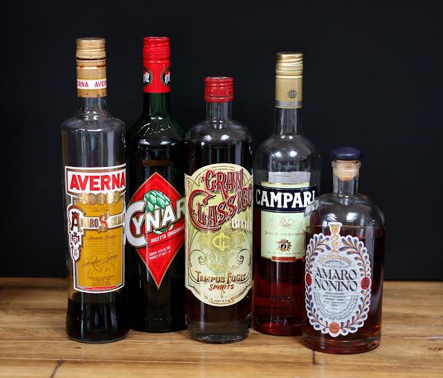 Bar School: Amari