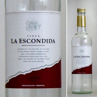 フィンカ・ラ・エスコンディダ マルベック 2015