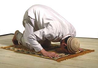 مشاهدة الصلاة في المسجد في المنام